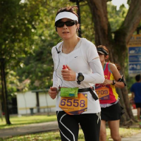 Nicole Lee - Runner - Singapore